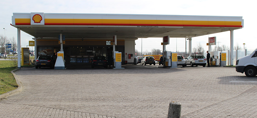 Shell Station Larserdreef